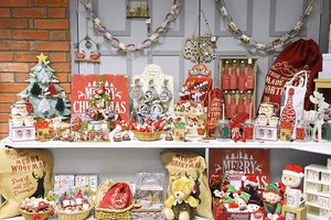 Festive treats at Flambards Gift Shop