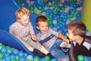 Indoor Play at Flambards