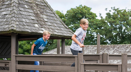 Outdoor Adventure Play TEMPORARILY CLOSED DUE TO COVID